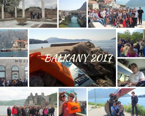 Bałkany 2017