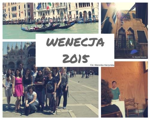 Wenecja 2015
